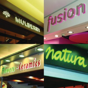 Rood Signs Fabricated Light Box Signage In Aberdeen