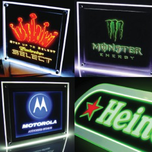 Rood Signs Medialite LED Display Panels Signage in Aberdeen